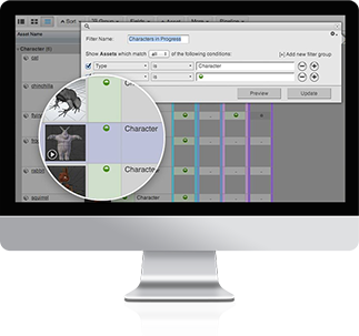 Shotgun Software | Production Tracking, Scheduling, Review, and Asset Management